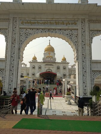 Delhi City Tour: Храм сикхов