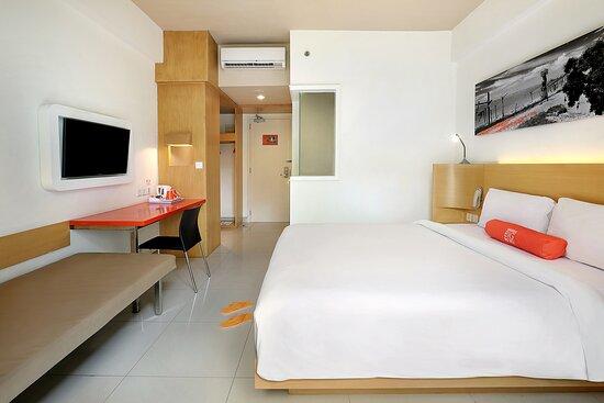 Harris Room Double Bed