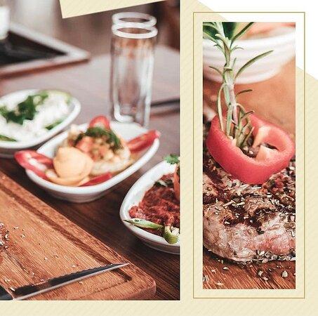 Izgara etler, yöresel lezzetler ve daha da ötesi için Müjgan Restaurant'a davetlisiniz.