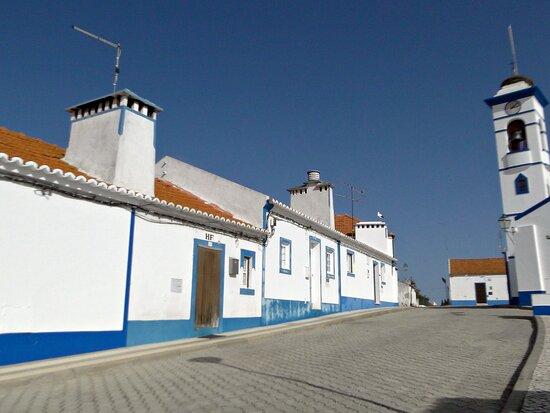 Casas de Santa Susana
