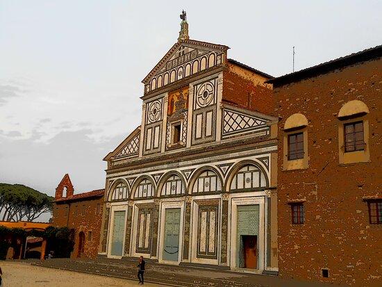 Florence, Italy: San Miniato
