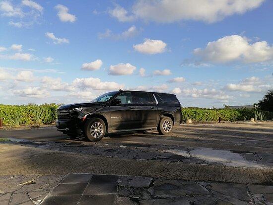 Luxury Transportation Unit