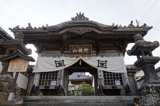 臼杵市・法音寺