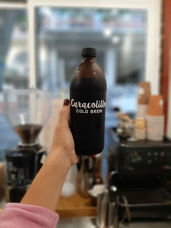 Crema Barra De Espresso