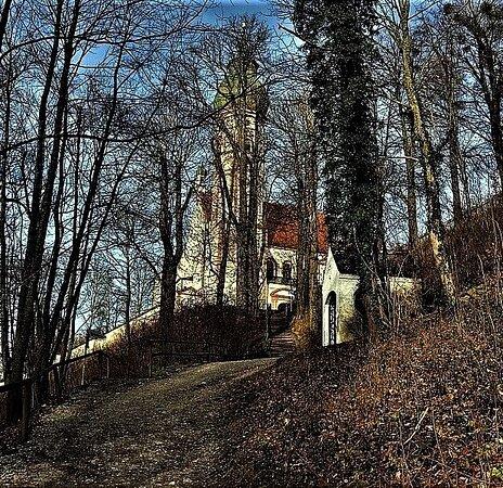 Hörndlweg Zum Kloster Andechs