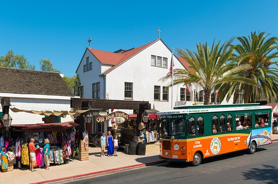 Old Town Trolley Tours of San Diego