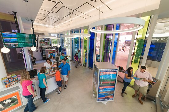 San Diego Visitor Information Center