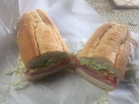 Large Italian.