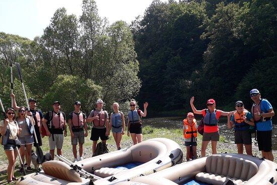 Spływy Bardo Raft