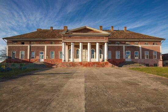 Mocioni Mansion Foeni, built in 1750