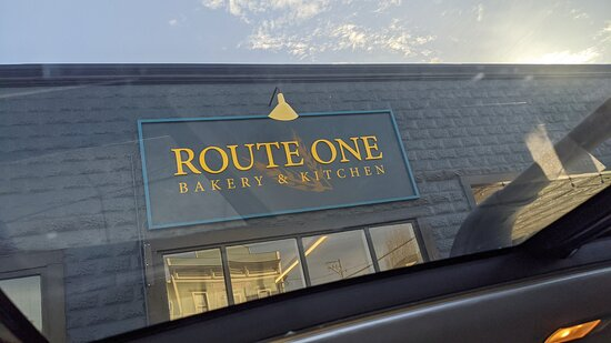 Tomales, CA: New name: ROUTE ONE Bakery & Kitchen