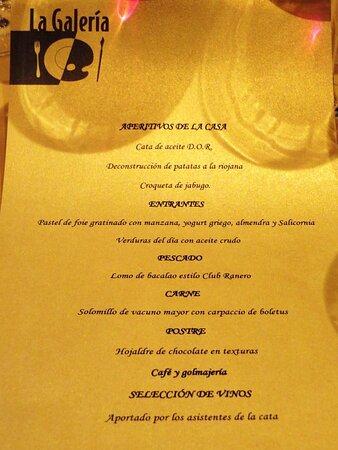 Restaurante La Galería Logroño