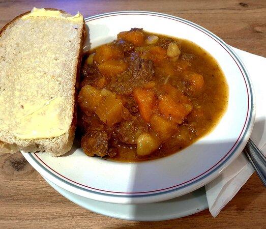 Homemade Beef Stew.