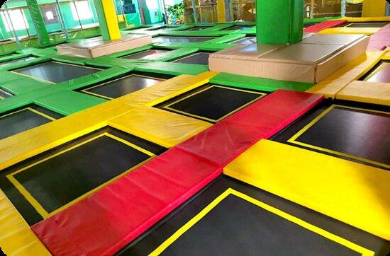 Goodlands: Captain Tom Indoor playground & Trampoline park.