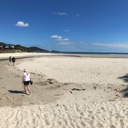 *Panoramic shot Sisters Beach near Wynyard on Tassie's beautiful NW Coast. This is a beautiful, family friendly beach with great amenities. Well worth a visit!