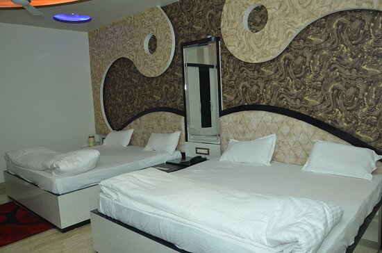 Auraiya District, India: Luxary Room