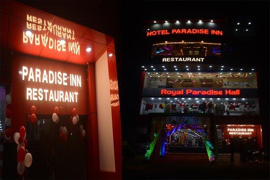 Auraiya District, India: Hotel & Restaurant Paradise Inn