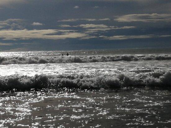 Les vagues de Jaco