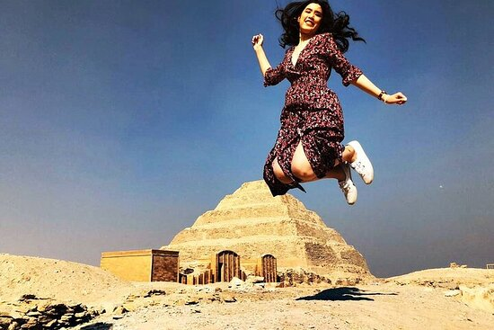 Step pyramid& Dashsur trip