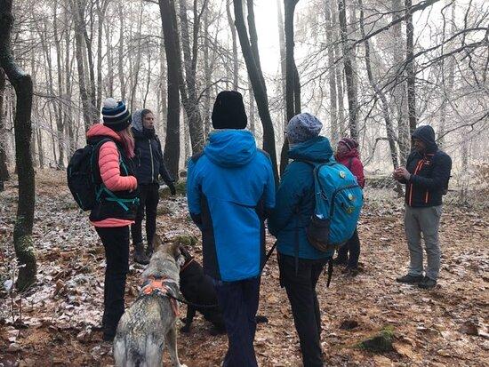 Modra, Slowakije: Zbojnícka túrička na Zochovej chate Natural History Tour in Zochova Chata