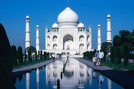 Same Day Agra Tour From Delhi By Car...