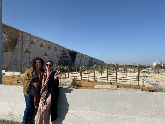 Grand Egyptian Museum the GEM tour Picture