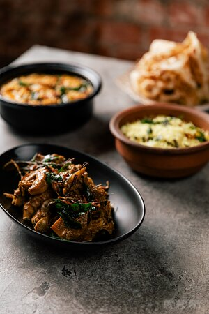 Basic dishes of Sri Lanka