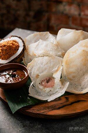 Sri Lankan Hoppers