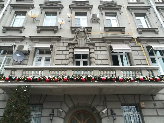 Apartment House of Countess Miloradovich
