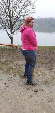 Nasice, Horvátország: Netko nam je pao u blato