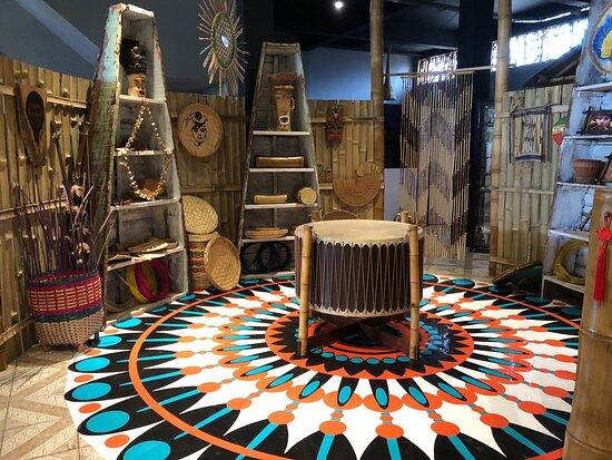 Museu Do Bambo
