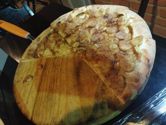 Boa pizza a um preço justo
