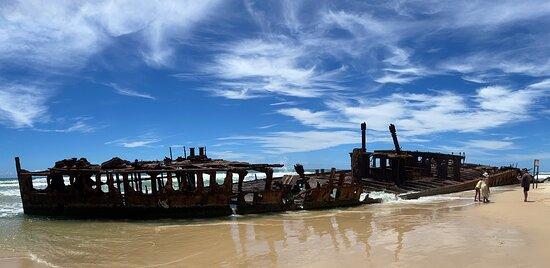 The ship wreck