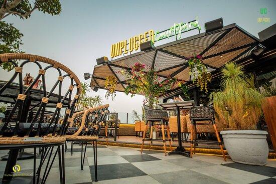 Unplugged Courtyard