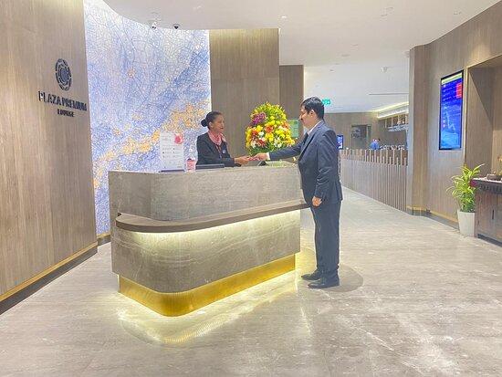 Plaza Premium Domestic Departure Lounge