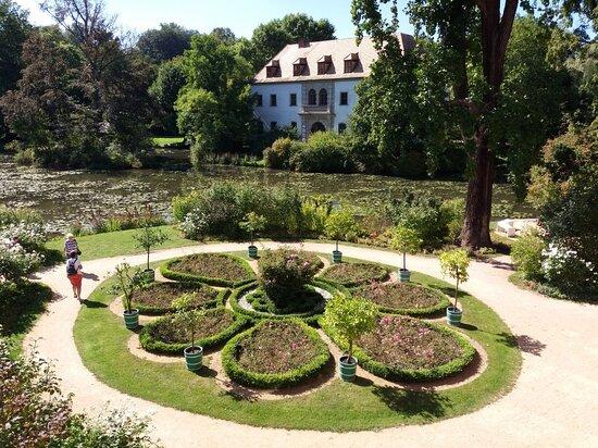 Bad Muskau, Almanya: Schloss und Park