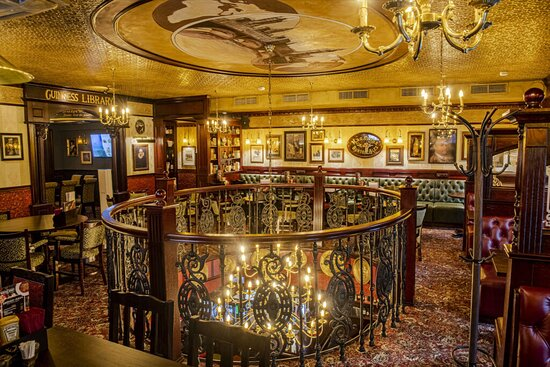 The White Hart Pub Moscow City