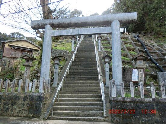 Hokoshima Shrine