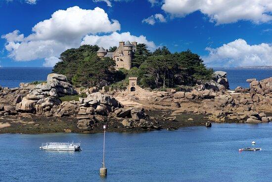 Cotes-d'Armor, Francie: Les Côtes d'Armor, une région de Bretagne à découvrir qui offre de magnifiques paysages