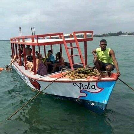 Malindi Marine National Park, Kenya: Marine snorkeling and island BBQ sea foods