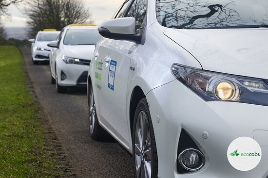 Ecocabs Taxis Hexham - Professional, Knowledgeable, Safe, Reliable, Transport in Northumberland.