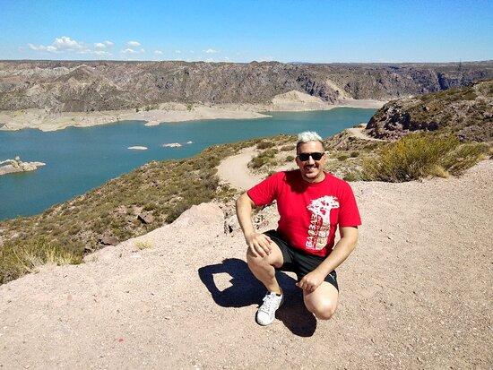 Cañón del Atuel (San Rafael, provincia de Mendoza, Argentina).