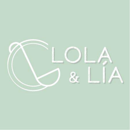 Logotipo Lola & Lía
