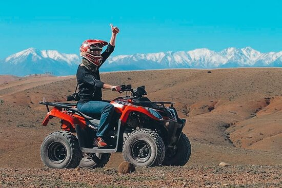 Agafay Desert Activities