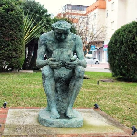 Open-air Statue Museum Of Estepona