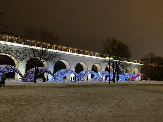 Парк Акведук, Ростокинский Акведук