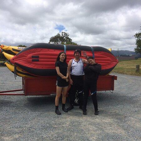 Wellington Rafting