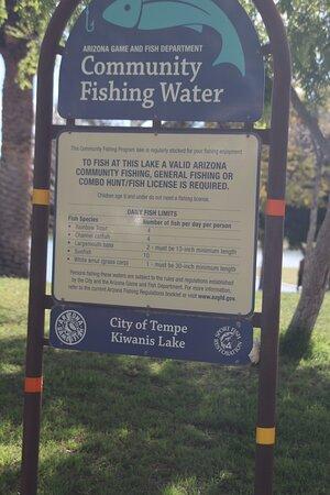 Community Fishing water
