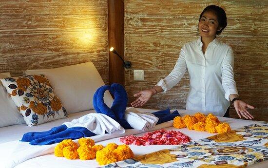 Honeymoon set up - Picture of Sunrise Paradise Bali, Manggis - Tripadvisor