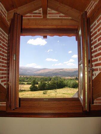 Vistas a Sierra de Gredos Norte